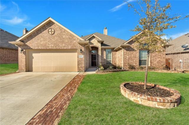 2201 Rosalinda Pass, Fort Worth, TX 76131 (MLS #13787593) :: Team Hodnett