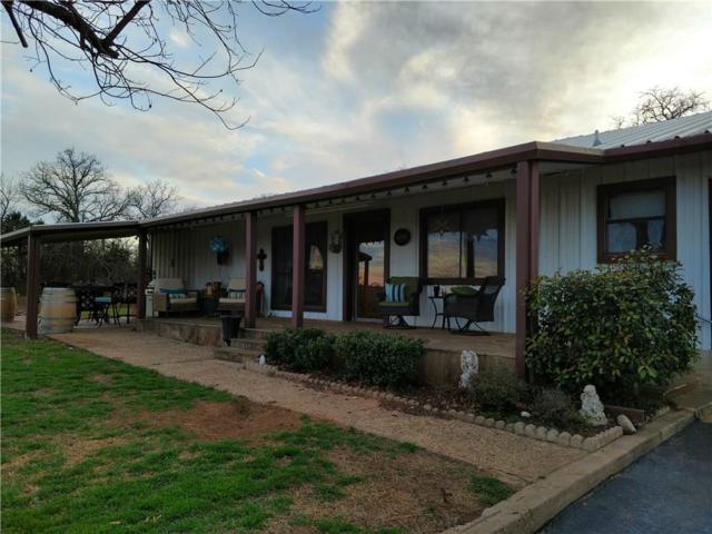 337 Lynnwood Drive, Graham, TX 76450 (MLS #13787923) :: Team Hodnett