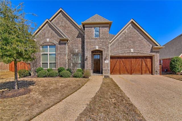 703 Waterlane Drive, Mansfield, TX 76063 (MLS #13788026) :: Team Hodnett