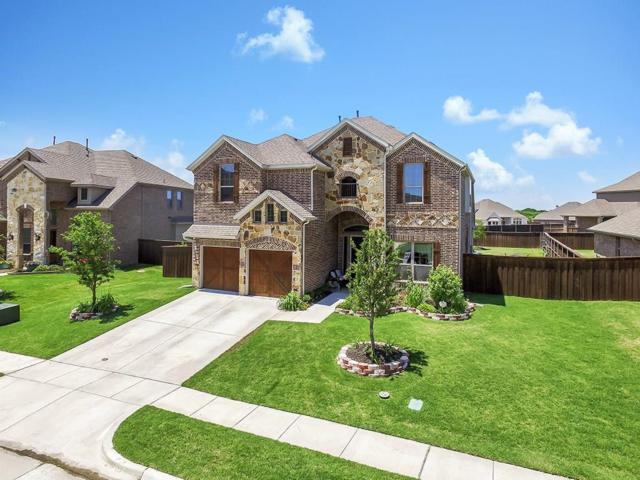 1537 Barrolo Drive, McLendon Chisholm, TX 75032 (MLS #13788246) :: Team Hodnett
