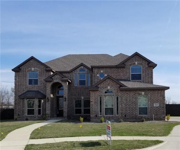 1523 Diamond Creek Lane, Kennedale, TX 76060 (MLS #13788474) :: Team Hodnett