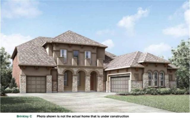 831 Shackleford Lane, Prosper, TX 75078 (MLS #13788548) :: Team Hodnett
