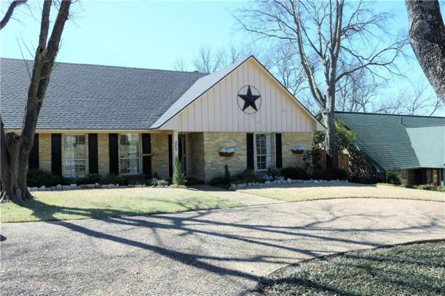 205 Summit Ridge Drive, Rockwall, TX 75087 (MLS #13789189) :: Team Hodnett