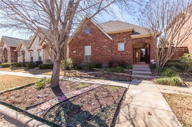 7913 Southmark Drive, Frisco, TX 75035 (MLS #13789633) :: Team Hodnett