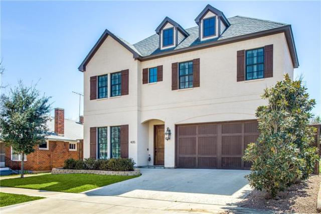 4015 Bunting Avenue, Fort Worth, TX 76107 (MLS #13790166) :: Team Hodnett