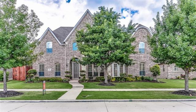 2642 Clearfield Lane, Frisco, TX 75034 (MLS #13790418) :: Team Hodnett