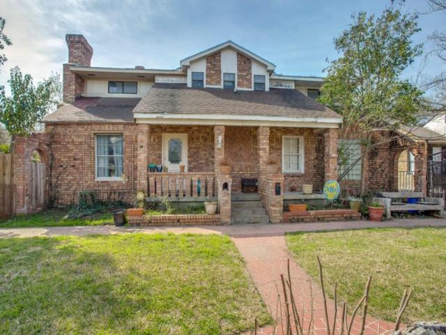2821 Wingate Street, Fort Worth, TX 76107 (MLS #13790526) :: The Chad Smith Team