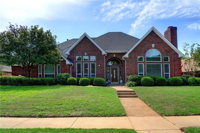 805 Falcon Lane, Coppell, TX 75019 (MLS #13790639) :: Team Hodnett