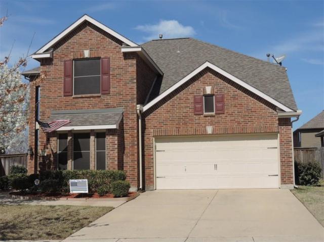 12513 Lizzie Place, Fort Worth, TX 76244 (MLS #13790693) :: Team Hodnett