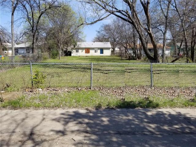 7607 Linwood Avenue Lot, Dallas, TX 75209 (MLS #13791280) :: Team Hodnett