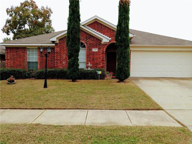 1128 Greenview Lane, Kennedale, TX 76060 (MLS #13791455) :: Team Hodnett