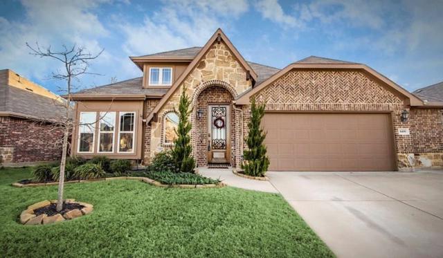 8400 Bonanza Street, Aubrey, TX 76227 (MLS #13791619) :: The Marriott Group