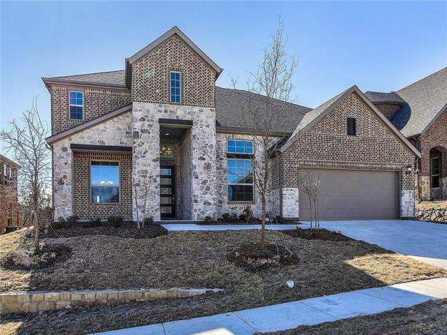 1019 Uplands Drive, Northlake, TX 76226 (MLS #13791810) :: Team Hodnett