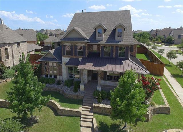 2537 Enclave Drive, Frisco, TX 75034 (MLS #13791818) :: Team Hodnett