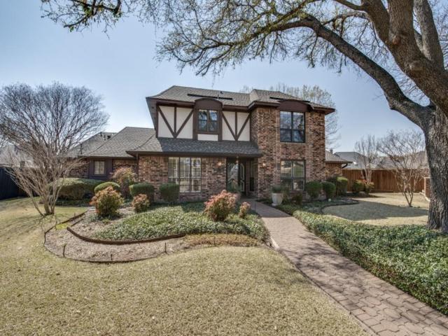 3628 Doubletree Court, Plano, TX 75023 (MLS #13792111) :: Team Hodnett