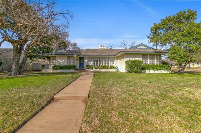 3600 Norfolk Road, Fort Worth, TX 76109 (MLS #13792337) :: Team Hodnett