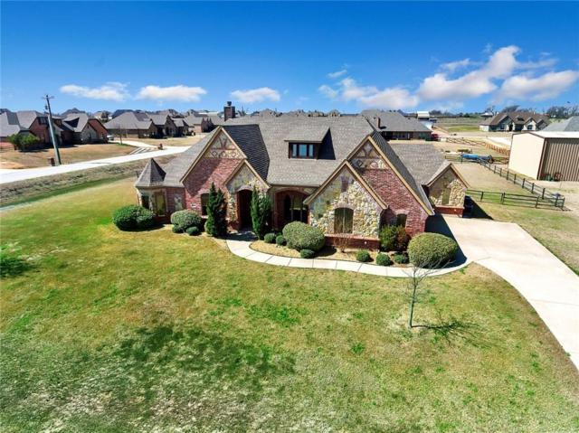 9130 Avery Ranch Way, Justin, TX 76247 (MLS #13792338) :: Cassandra & Co.