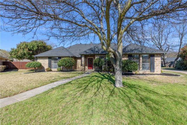 626 Park Lane, Highland Village, TX 75077 (MLS #13792596) :: Team Tiller