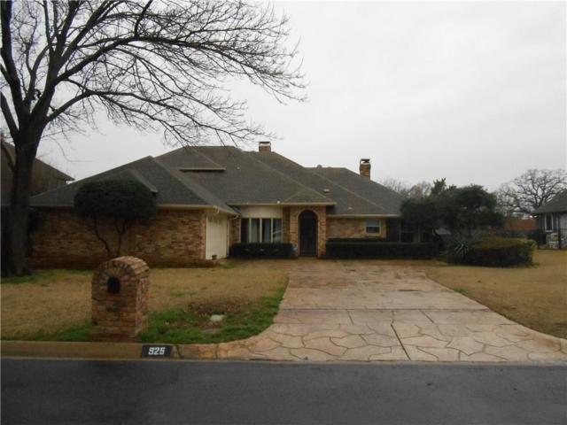 925 Kingston Drive, Mansfield, TX 76063 (MLS #13792698) :: The Rhodes Team
