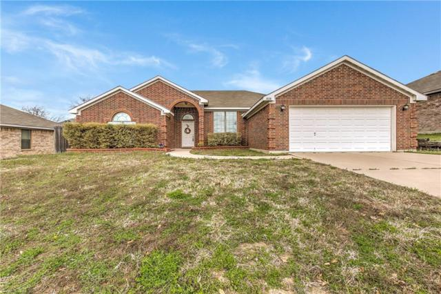 1028 Brown Crest Road, Burleson, TX 76028 (MLS #13792741) :: Team Hodnett