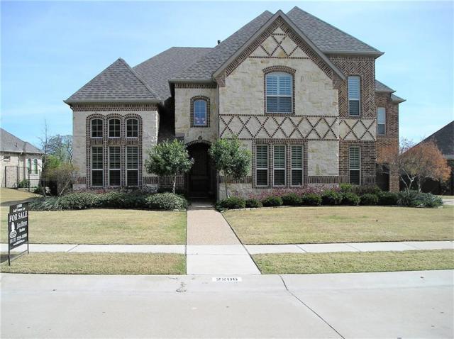 2206 Abby Lane, Trophy Club, TX 76262 (MLS #13793218) :: Baldree Home Team