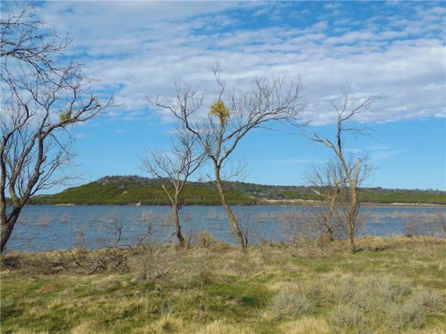 Lot939 Frog Branch Court, Possum Kingdom Lake, TX 76449 (MLS #13793264) :: Team Hodnett