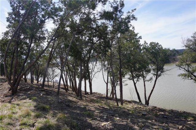 Lt 947 Frog Branch Court, Possum Kingdom Lake, TX 76449 (MLS #13793480) :: Real Estate By Design