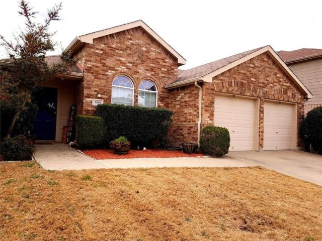 3508 Lasso Road, Fort Worth, TX 76262 (MLS #13793942) :: Kindle Realty