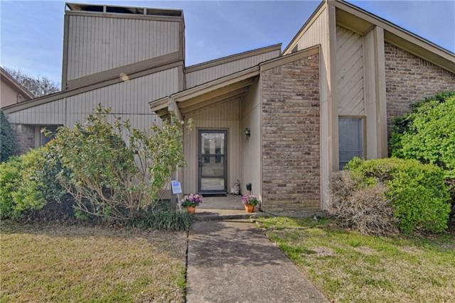 7600 Fox River Court, Fort Worth, TX 76120 (MLS #13794559) :: Team Hodnett