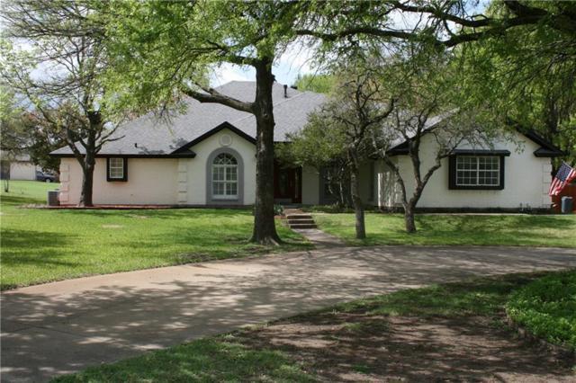 203 Lake Hollow Drive, Weatherford, TX 76087 (MLS #13794886) :: Team Hodnett
