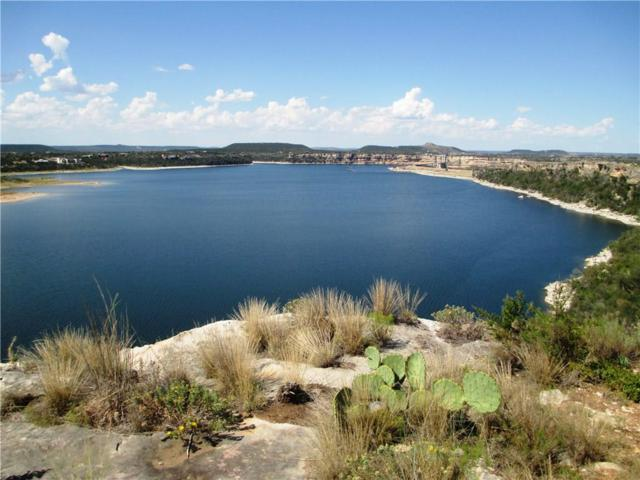 285 Bay Hill Drive, Possum Kingdom Lake, TX 76449 (MLS #13794967) :: Frankie Arthur Real Estate