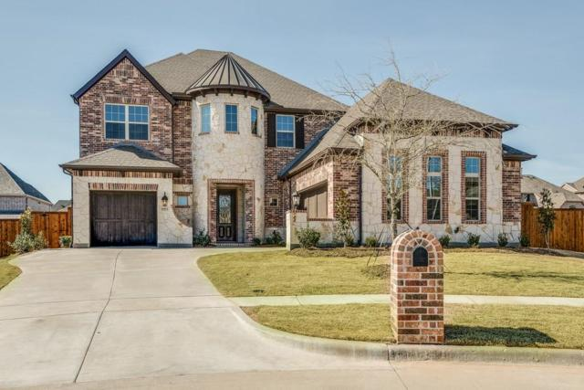 601 Splash Circle, Mckinney, TX 75071 (MLS #13795095) :: Team Hodnett