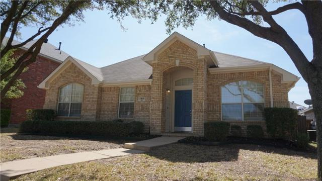 3915 Harbor Drive, The Colony, TX 75056 (MLS #13795236) :: The Cheney Group