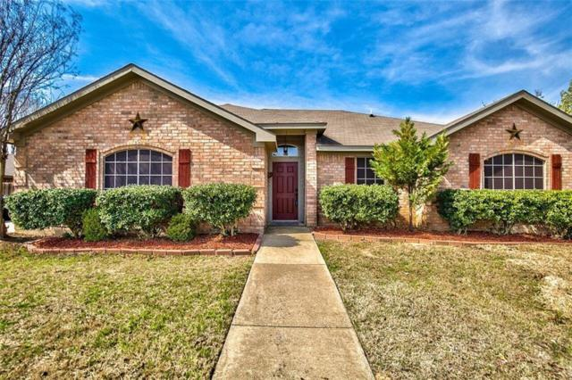624 Whitetail Deer Lane, Crowley, TX 76036 (MLS #13795479) :: The Mitchell Group
