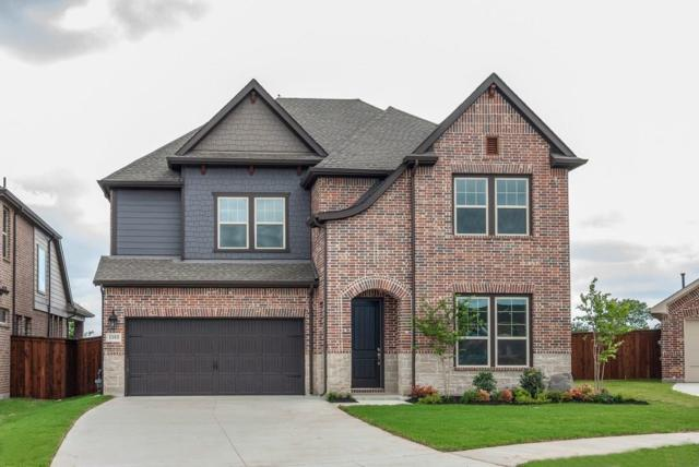 1103 Montaigne Road, Mansfield, TX 76063 (MLS #13795580) :: Robbins Real Estate Group