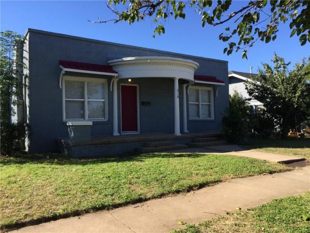 318 Poplar Street, Abilene, TX 79602 (MLS #13796075) :: Team Hodnett