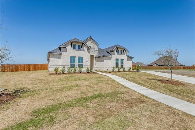 325 Equestrian Drive, Waxahachie, TX 75165 (MLS #13796546) :: Magnolia Realty