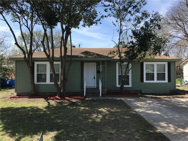 1243 Casa Vale Drive, Dallas, TX 75218 (MLS #13796676) :: Team Hodnett