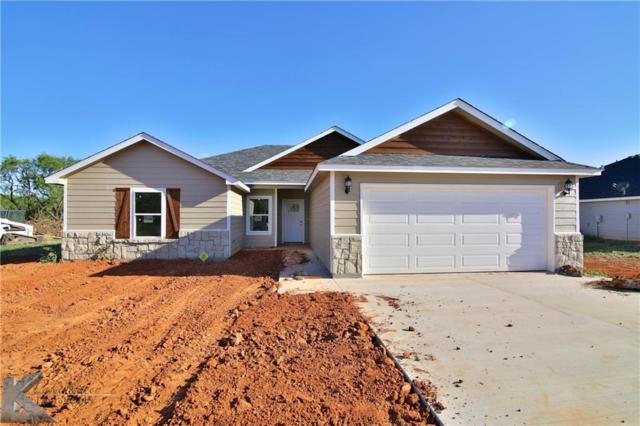 345 Hog Eye Road, Abilene, TX 79602 (MLS #13796817) :: Team Hodnett