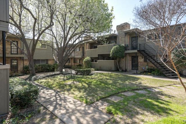 7705 Meadow Park Drive #133, Dallas, TX 75230 (MLS #13796845) :: Pinnacle Realty Team