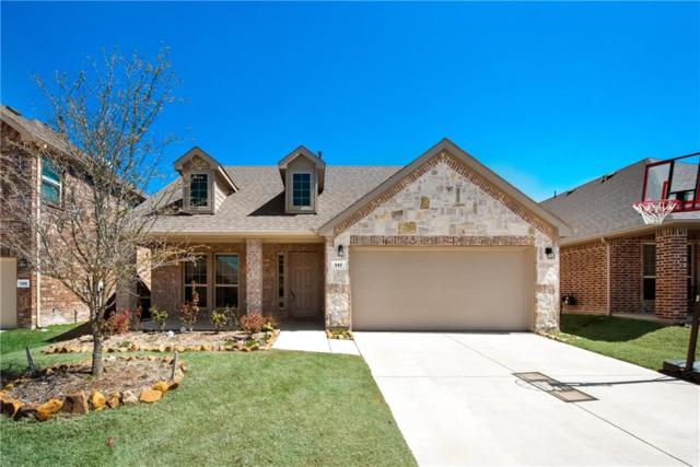 117 Mount Olive Avenue, Mckinney, TX 75070 (MLS #13797082) :: Team Hodnett
