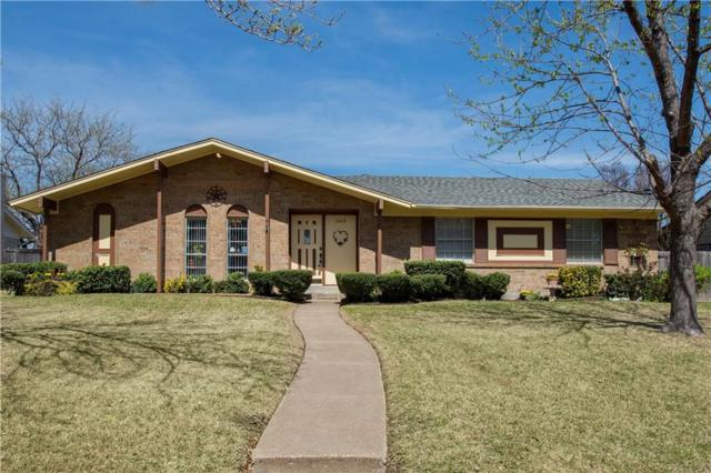 1613 Baltimore Drive, Richardson, TX 75081 (MLS #13797098) :: The Marriott Group