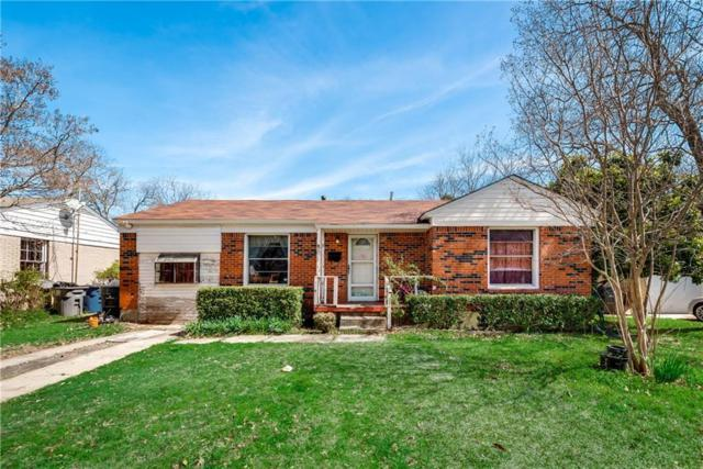 10518 Desdemona Drive, Dallas, TX 75228 (MLS #13797920) :: Team Hodnett