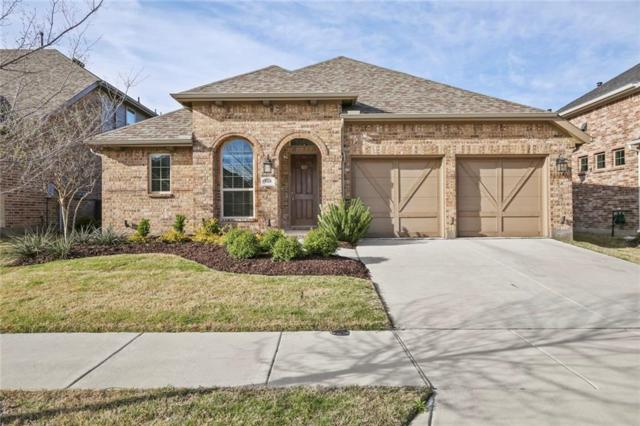 809 Field Crossing, Little Elm, TX 76227 (MLS #13797934) :: Real Estate By Design