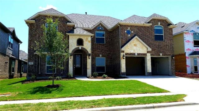 9713 Amaranth Drive, Fort Worth, TX 76177 (MLS #13798347) :: Team Hodnett