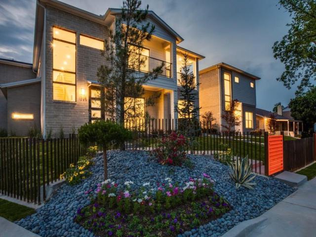 1326 Madeline Place, Fort Worth, TX 76107 (MLS #13798776) :: Team Tiller