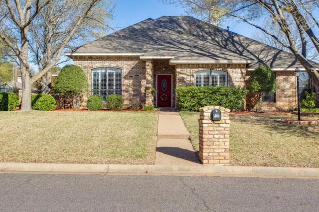 1700 Quail Hollow, Cleburne, TX 76033 (MLS #13798936) :: Team Hodnett