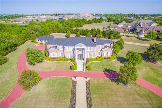 1733 Bison Meadow Lane, Heath, TX 75032 (MLS #13799259) :: Team Hodnett