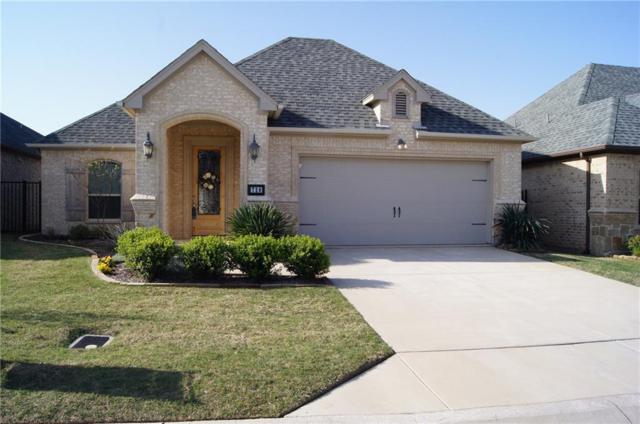 720 Avignon Trail #71, Keller, TX 76248 (MLS #13799488) :: Baldree Home Team