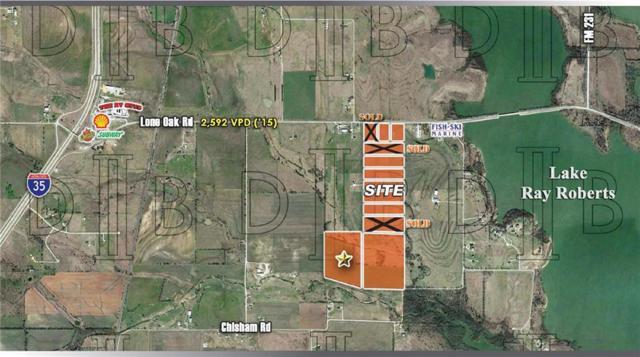 0000 Lone Oak Road, Valley View, TX 76272 (MLS #13799632) :: The Heyl Group at Keller Williams